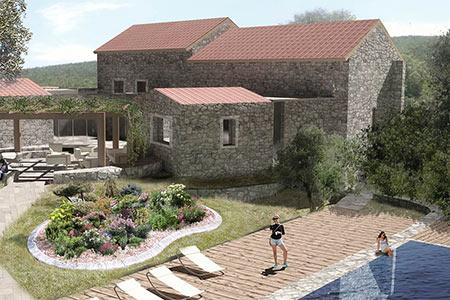 Pobrdje House for Sale, Montenegro