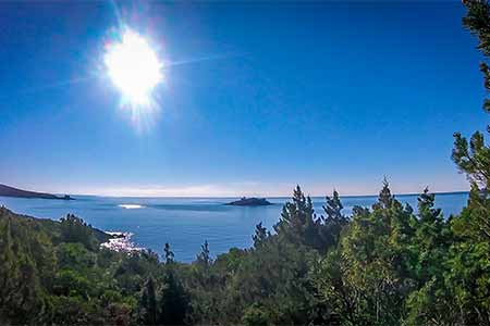 Location of Land for Sale in Montenegro